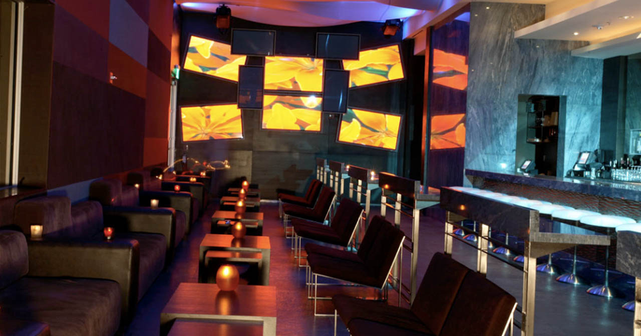 Inside look of Karu & Y with bottle service