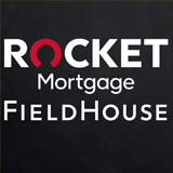 Rocket Mortgage Fieldhouse logo