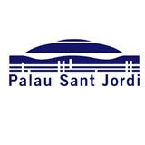 Palau Sant Jordi logo