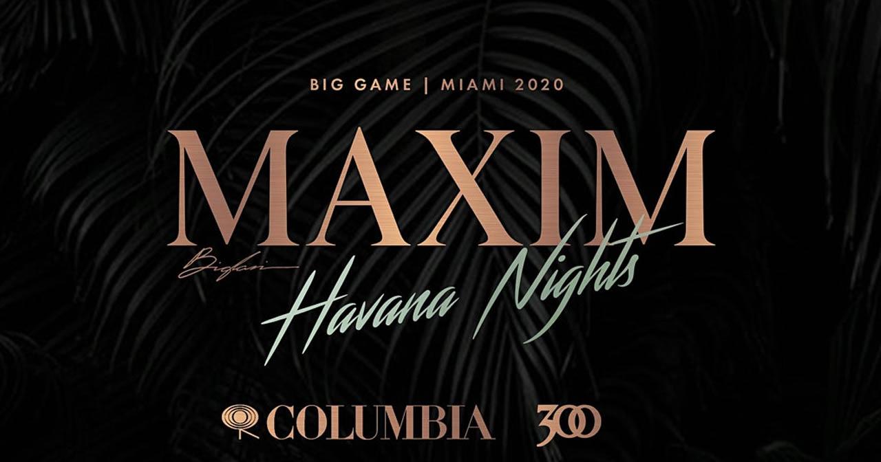 Maxim Big Game Party