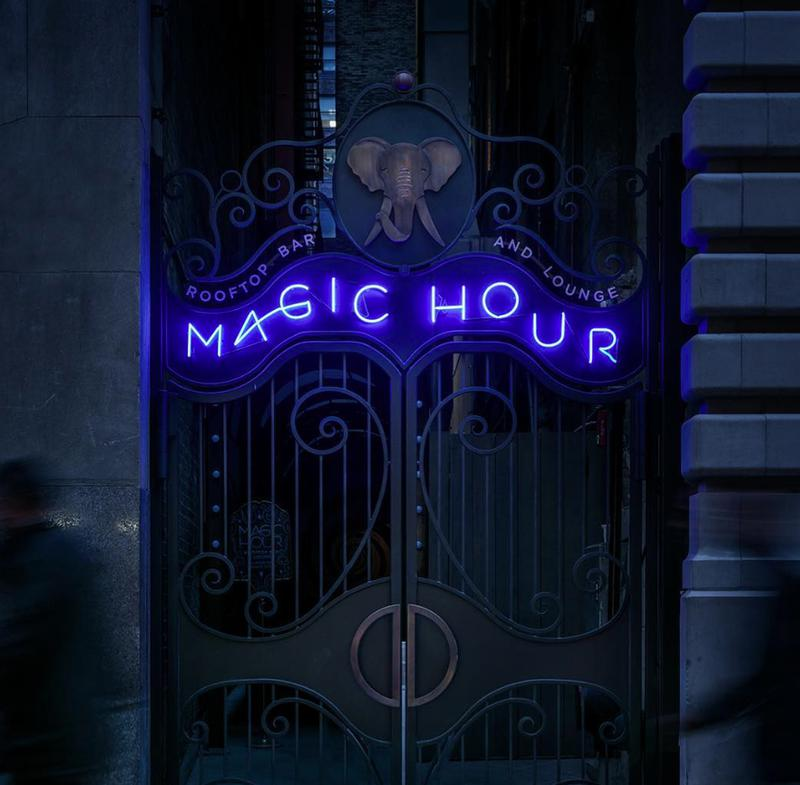 Magic Hour Rooftop Guestlist - Discotech - The #1 Nightlife App