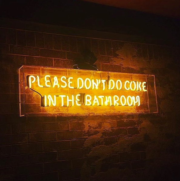 Bathroom Neon Signs liaison la insider's guide - discotech - the #1 nightlife app