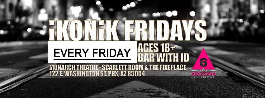 iKoniK Fridays