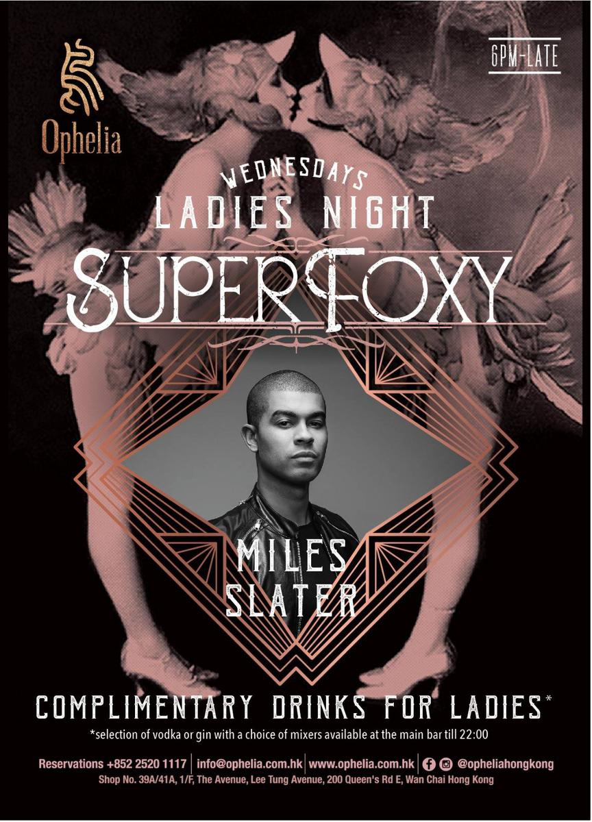 Superfoxy Ladies Night
