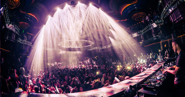 Omnia offers guest list on certain nights