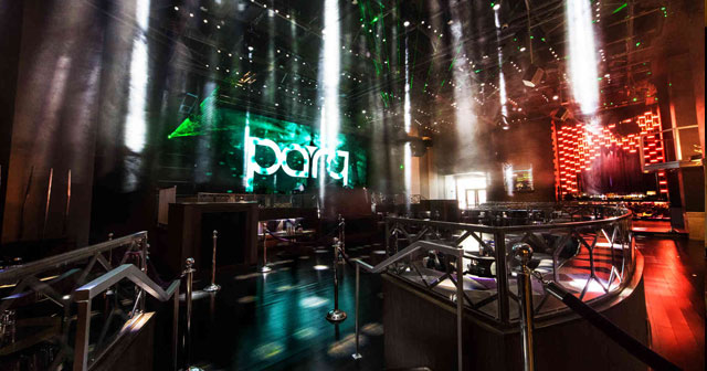Parq offers guest list on certain nights