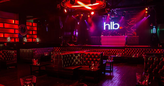 Inside look of Highline Ballroom after getting free guest list