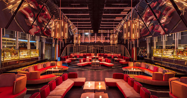 Inside look of Nightingale with bottle service