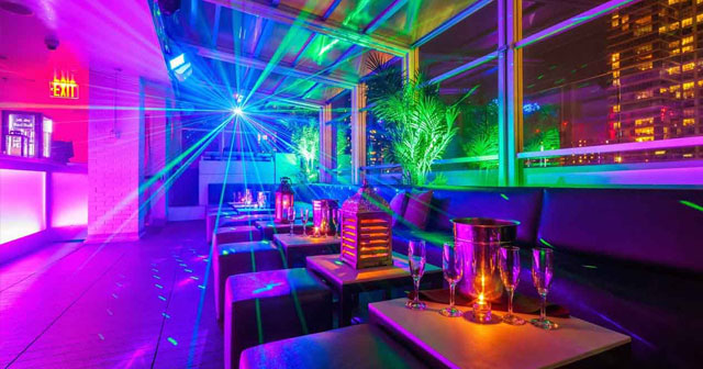 Sky Room offers guest list on certain nights