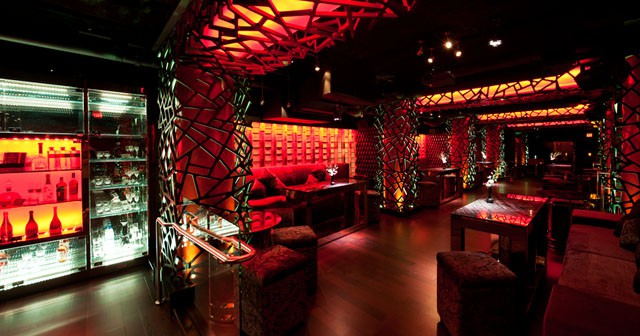 Inside look of Infusion Lounge after getting free guest list