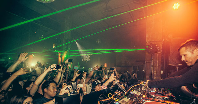 Mighty offers guest list on certain nights