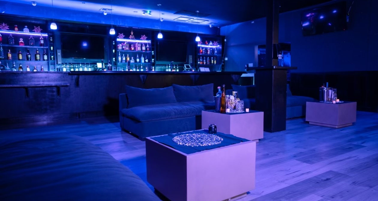 View of the interior of Tempo Ultra Lounge after getting free guest list