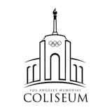 LA Memorial Coliseum logo