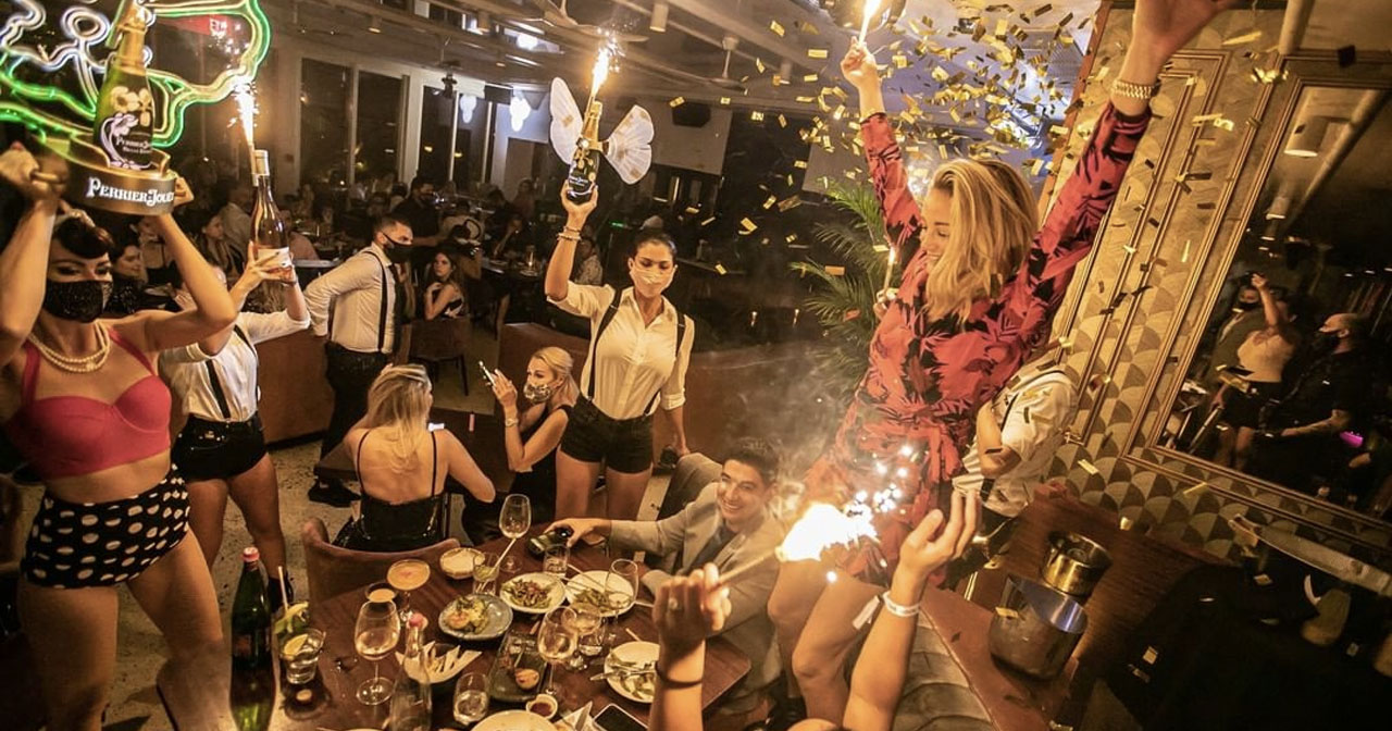 Marion Miami offers guest list on certain nights
