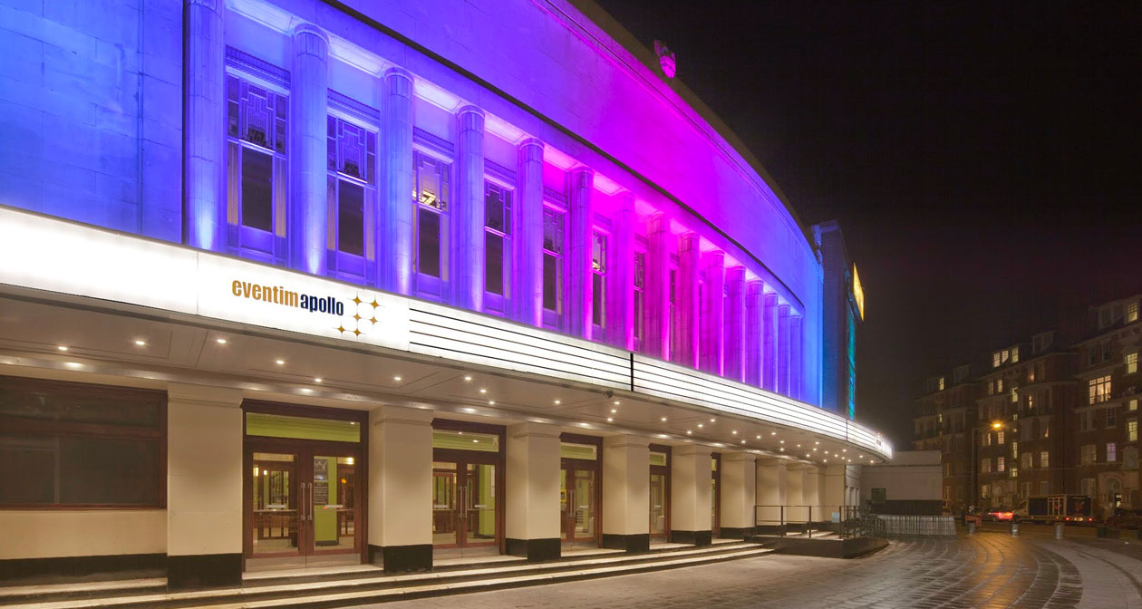 Hammersmith Odeon (Eventim Apollo)