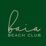 Baia Beach Club logo